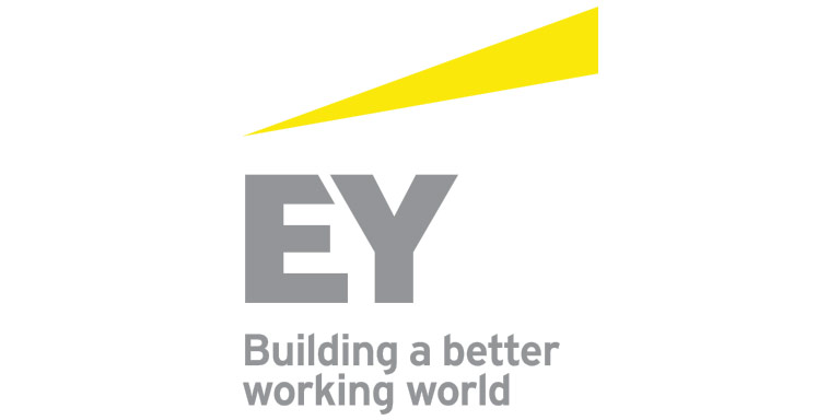 EY logo, 'Building a better world'