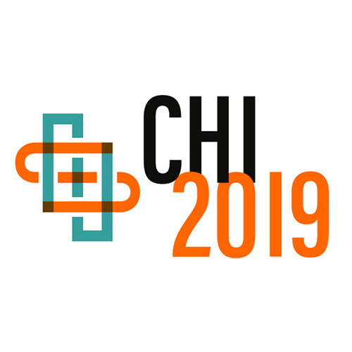 CHI 2019 will take place in Glasgow, UK, in early May.