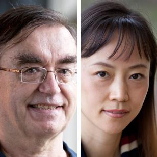 Geoffrey Fox and Judy Qiu