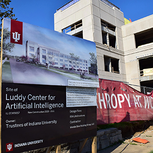 The Luddy Center for Artificial Intelligence