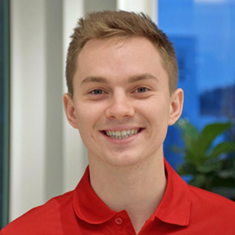 Daniel Murphy, sophomore