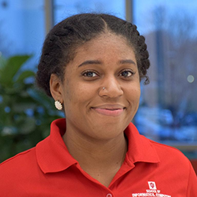 Twanyea (Tia) Donaldson, senior