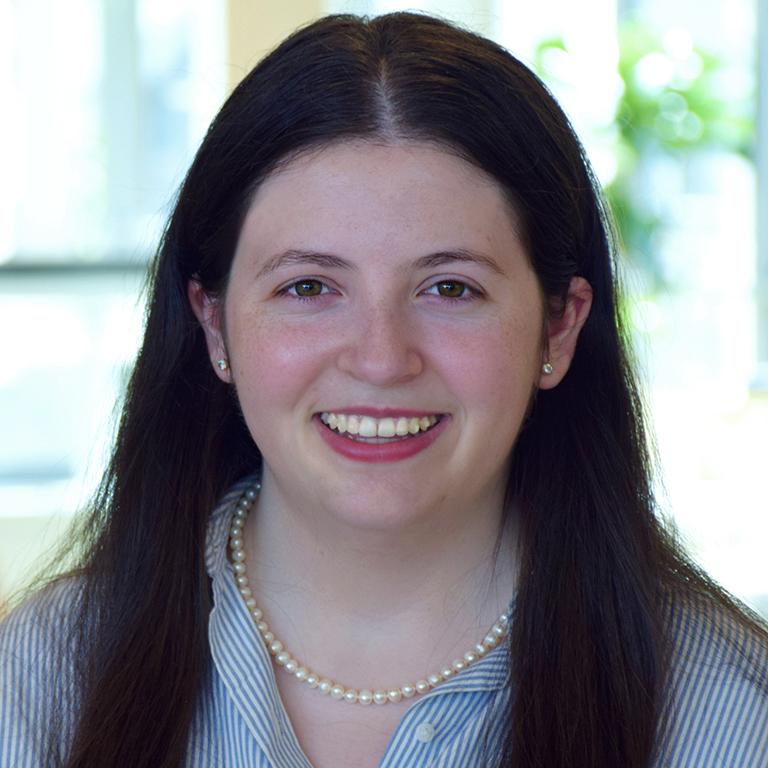 Gabrielle Cantor, senior