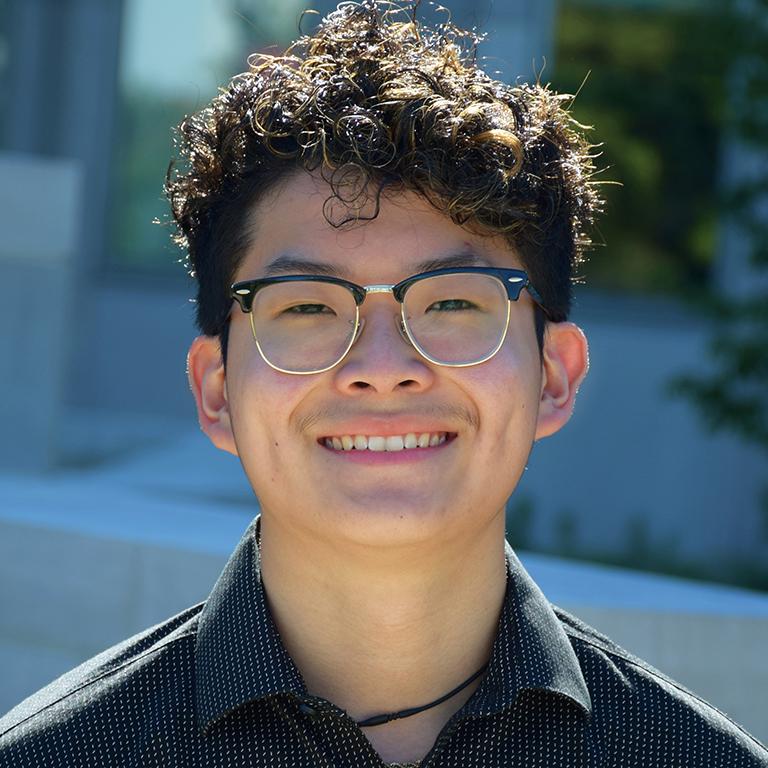 Josh Matsuura, sophomore