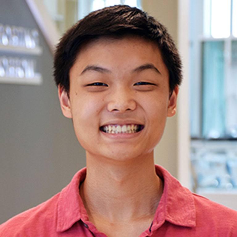 Andrew Kim, junior