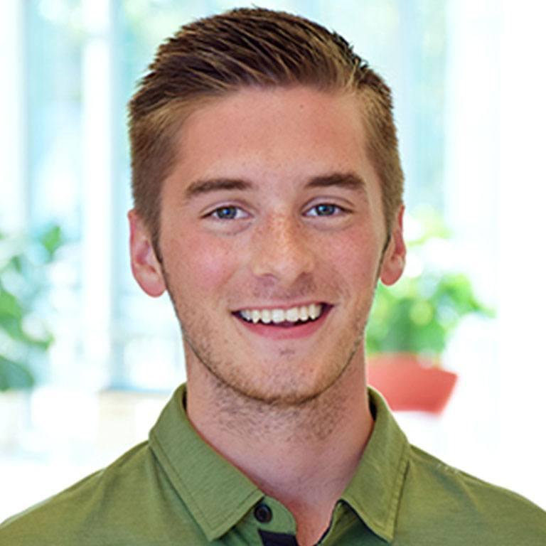 Connor Ward, senior