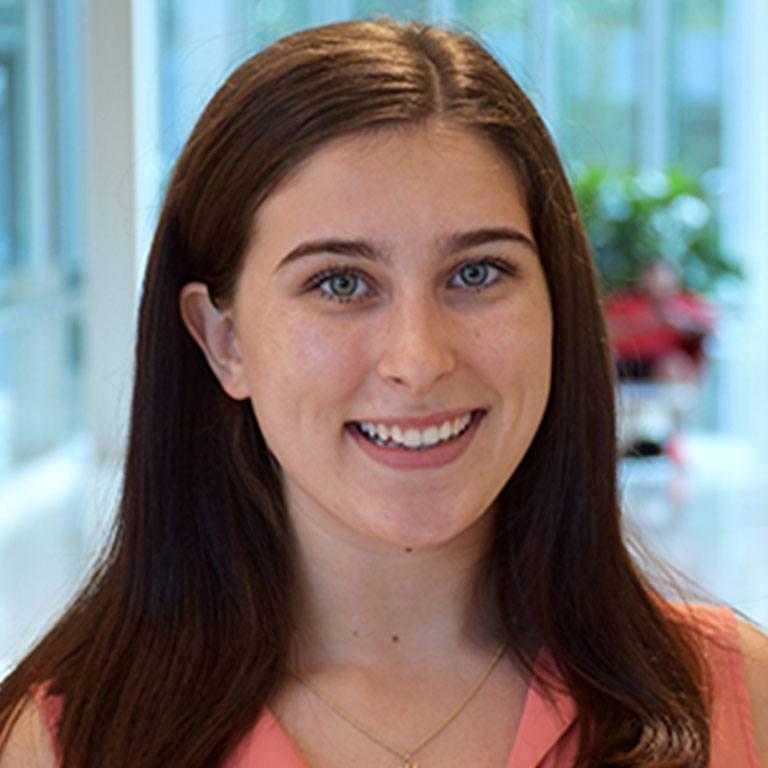 Mallory Weber, junior