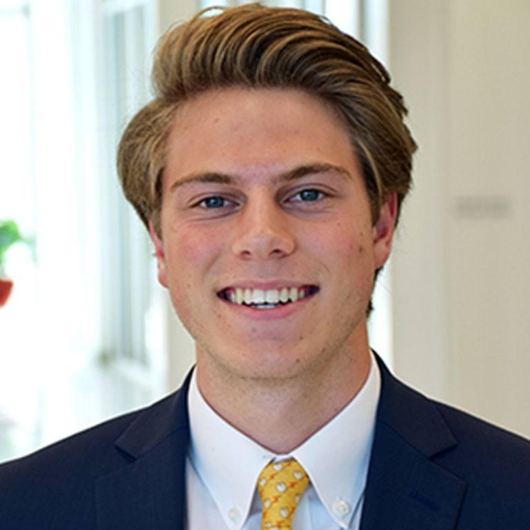 Paul Roesler, freshman