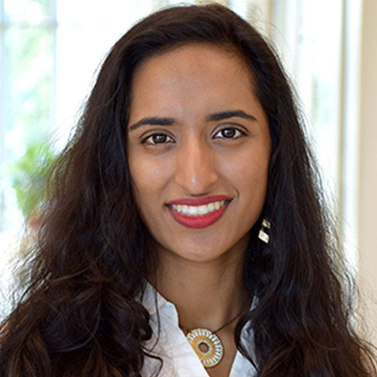 Tara Aggarwal, sophomore
