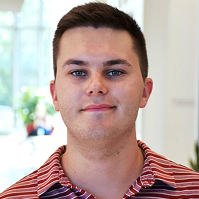 Tristan Kollar, senior
